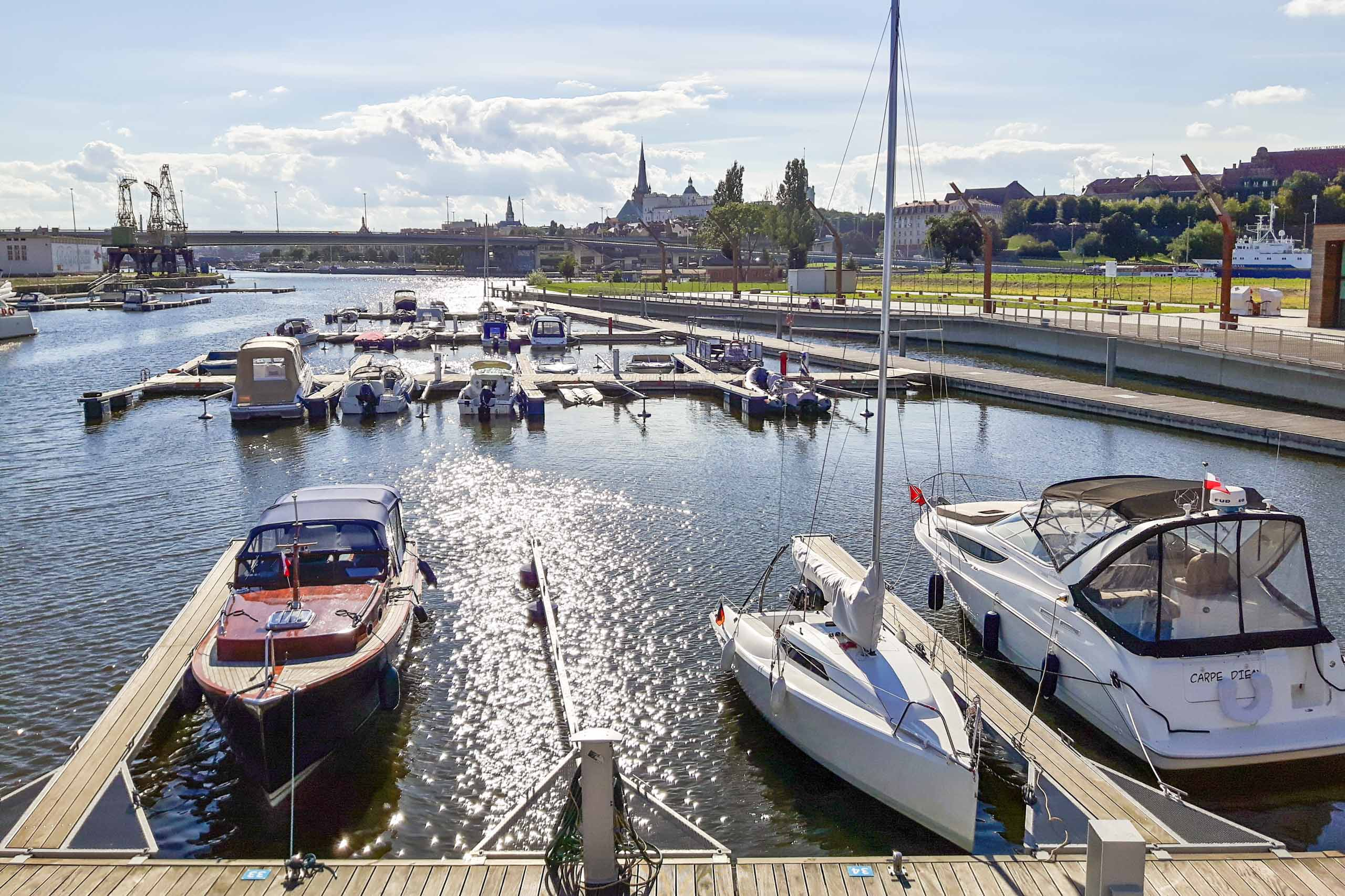 Stettin North East Marina